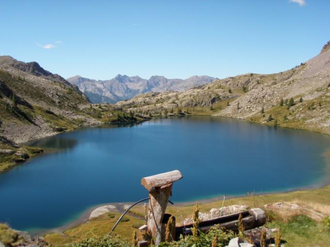 lac de vens refuge