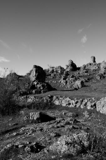 Ruines de Nîmes le vieux