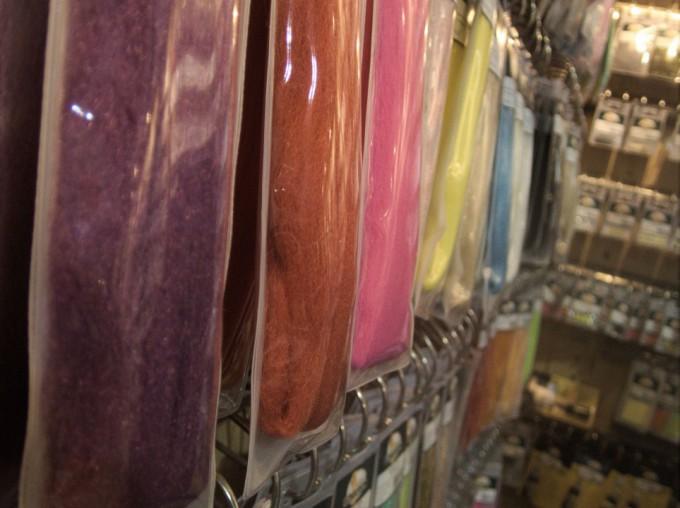 Des couleurs....