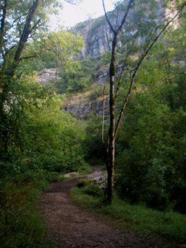 Canyon de l'Alzou