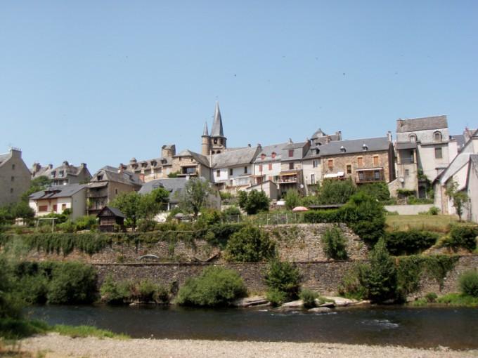 Le Lot à Saint Côme d'Olt