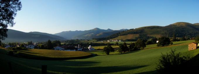 vallee basque